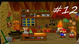 Let's Play Paper Mario: TTYD #12 - West Side Story of Rogueport