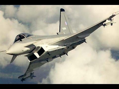 """欧洲最强""""台风""""战机实力还不如印度苏-30MKI?"""