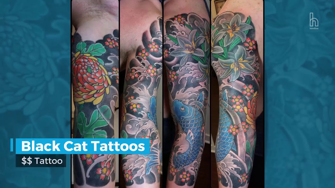 Looking To Get Inked Here Are Pittsburgh S Top 4 Tattoo Studios Cbs Pittsburgh