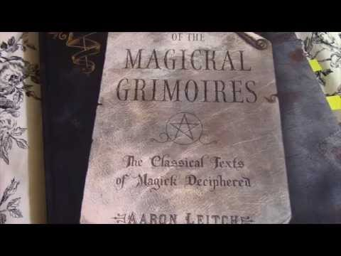 Secrets of the Magickal Grimoires ~ Review