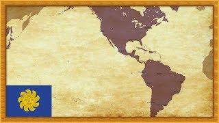 EUIV | Timelapse - The Incan Empire