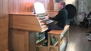 "Marko Hakanpää - Postlude on ""O Come, All Ye Faithful"" (Adeste Fideles)"