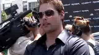 Justin Bruening Interview