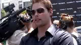 Justin Bruening Interview