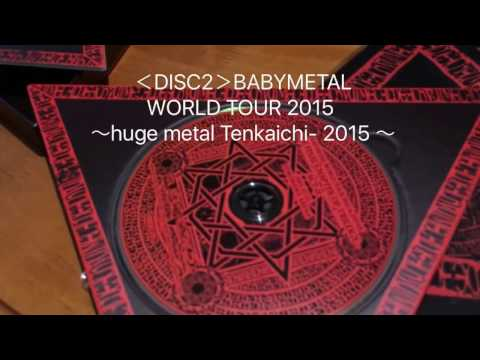 BABYMETAL THE ONE Limited Blu-ray