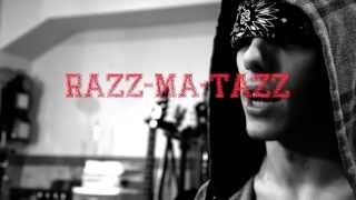 "The official video for What?'s debut single: ""Razz-Ma-Tazz"""