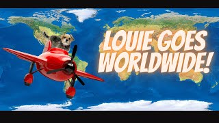 Louie Takes a Trip Around the World! 🌎 A Participant Survey