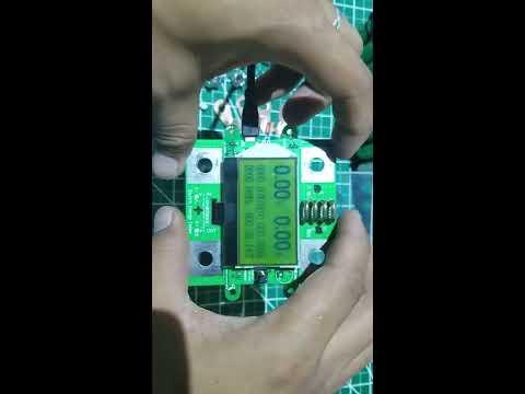 300V 100A DC Digital Voltmeter Ammeter Review