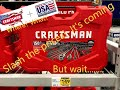 Craftsman Tools in the News and Lowe's slashing prices up to 37% off Plus see more new Tools