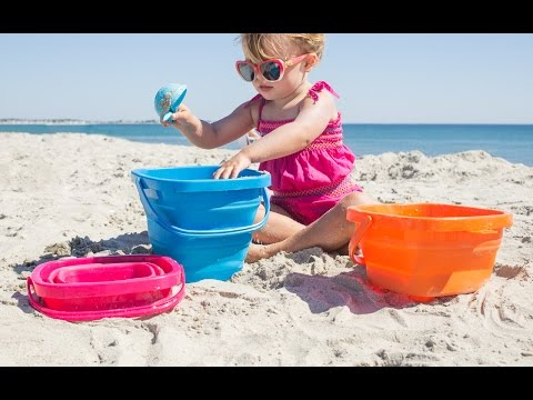 Can your beach pail do this?