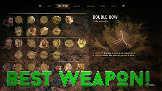 The BEST Weapon in Far Cry Primal : It Rhymes w/ Bubble Doe