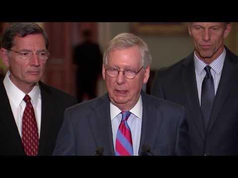 McConnell: 'Premature' to discuss gun-control legislation