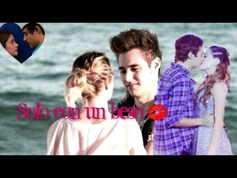 Violetta y leon solo con un beso youtube - Photo de leon de violetta ...