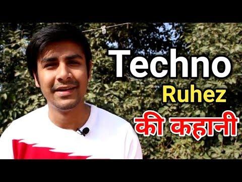 Techno Ruhez Ki Kahani | Ek Accha Insaan | Technical Guruji Ghatiya Inshaan