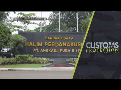 Terkuak Sabu Saat Investigasi Barang Kiriman di Bandara Halim Perdana Kusuma - Custom Protection
