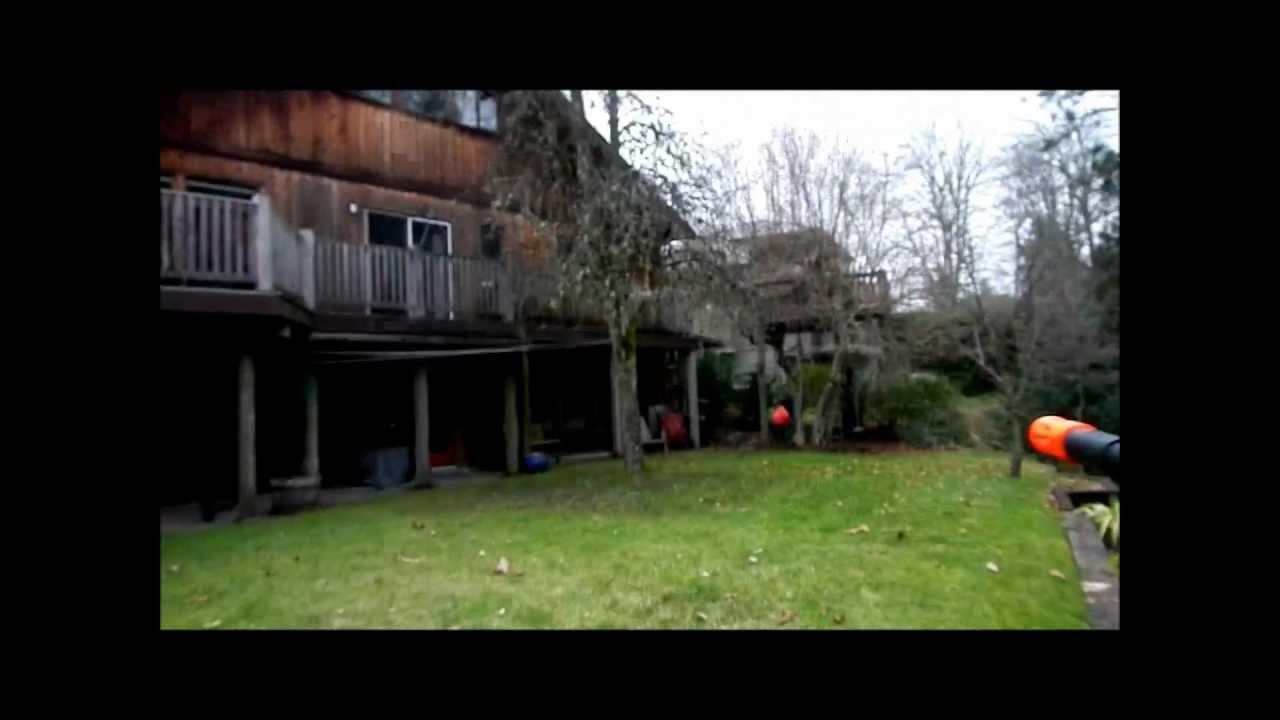 Backyard Airsoft Wars Part - 35: Backyard Airsoft War
