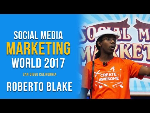 Social Media Marketing World 2017: YouTube Video Production
