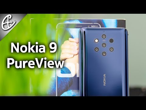 Nokia 9 Pureview Unboxing & Hands On Review!