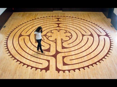 Labyrinth History & Walking