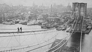 The Brooklyn Bridge Is the Eighth Wonder of the World, but Its Construction Was Plagued by Tragedy