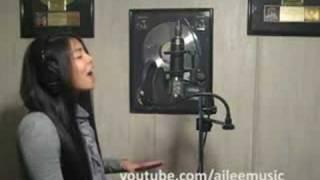 Mz Ailee - Unfaithful (Rihanna Cover) (Live)