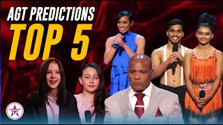 America's Got Talent 2020 PREDICTIONS: Who Will Be The TOP 5? --- [Enter To Win $100 Giveaway]