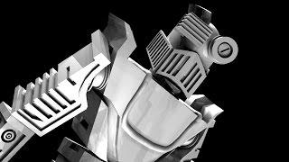 How to model in Maya - Maya Modeling Tutorial - Robot Model