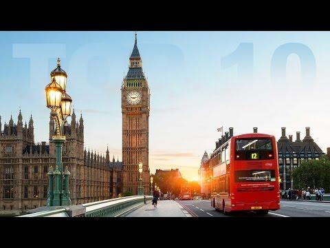 TOP 10 věcí, které jste nevěděli o Londýně