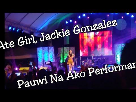 Ate Girl, Jackie Gonzaga on UMAJAM FESTIVAL 2019 with her Pauwi Na Ako Challenge and More!