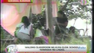 Maramag Bukidnon Earthquake - TV Patrol 9-5-2012