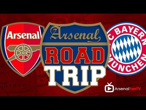 Road Trip To The Emirates - Arsenal v Bayern Munich
