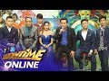 It's Showtime Online: Rico, Remy, John, Mark, and Anton thank their supporters