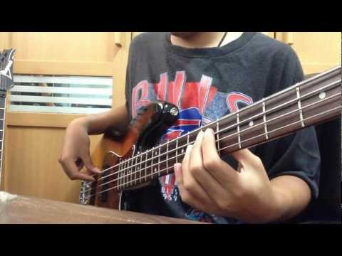 Sleeping With Sirens - If You Can't Hang - Bass cover