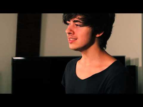 """""""Right Place Right Time"""" - Olly Murs (Luke Gregory COVER)"""