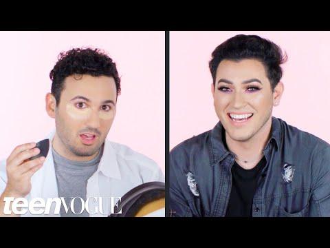 Manny MUA Talks a Beginner Through a Makeup Tutorial | Teen Vogue