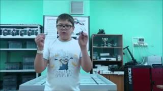 Урок по робототехнике VEX № 2 от учащихся профильного центра по робототехнике Гимназии 1597