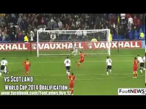Gareth Bale - All 31 goals in 2012-2013 HD