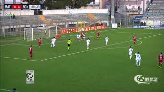 Calcio: Serie C; il Matera sciopera, la Reggina vince 6-0