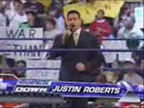 Justin Roberts best moments