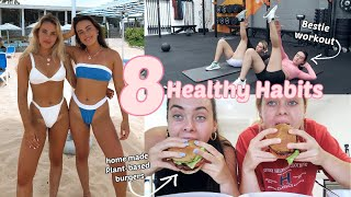 Our healthy habits for a healthier lifestyle | what we eat mescia twins
