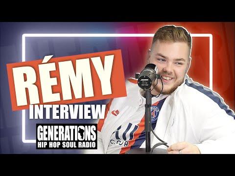 Youtube: Rémy | Interview: »On est obligé d'avoir faim quand on vient d'Auber…»