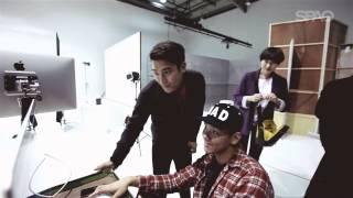 [SPAO sketch/SPAO CF_2014 FW Making Film/Super Junior_siwon]