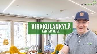 Esittelyssä Virkkulankylä - Kouvolan Asuntomessut 2019