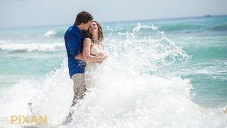 dream come true wedding at dreams riviera cancun resort and spa   amanda nate