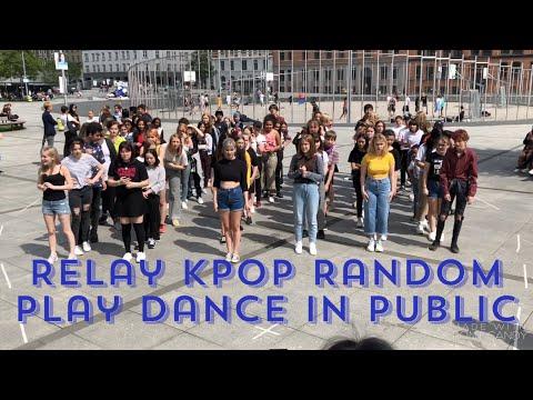 RELAY RANDOM PLAY DANCE IN PUBLIC, COPENHAGEN | CODE9 DANCE CREW