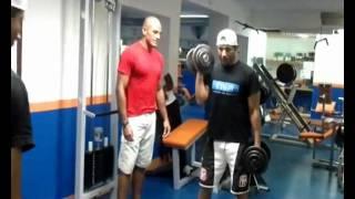BLUES CAFE APOIA  WANDERSON SERTÃO  SILVA  EM SUAS LUTAS DE MMA