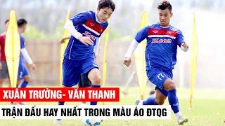 Việt Nam - Triều Tiên | Trận đấu hay nhất sự nghiệp của Pirlo - Lương Xuân Trường |  Khán Đài Online