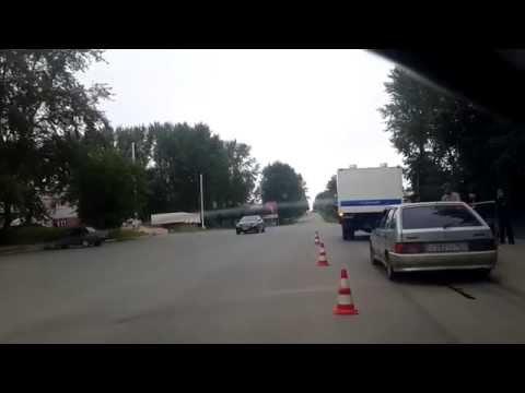 01.07.2015 г. Кировград ДТП с автозаком
