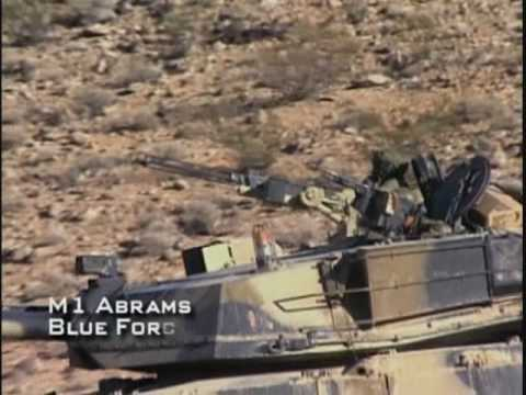 Firepower - Desert War Games (Part 1/2)