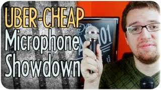 UBER-CHEAP MICROPHONE SHOWDOWN (And Russ Gets Punched For Forgetting PAL!) : FRIDAY 101
